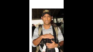TN - MS Dhoni makes first public appearance with daughter Ziva