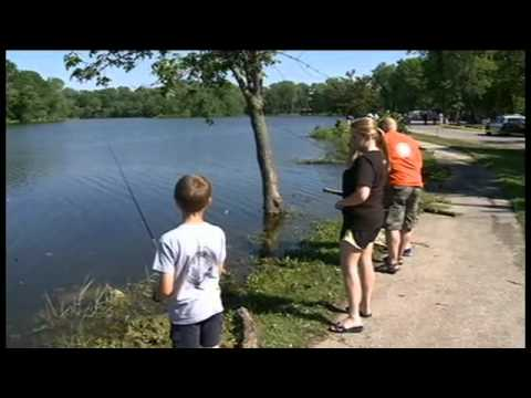 Take Kids Fishing Day Summer 2012 | La Crosse, WI
