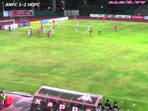 Home United FC 3-1 Albirex Niigata FC