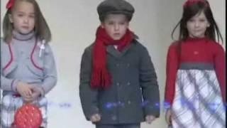Moda Infantil Para El Invierno. Tutto Piccolo