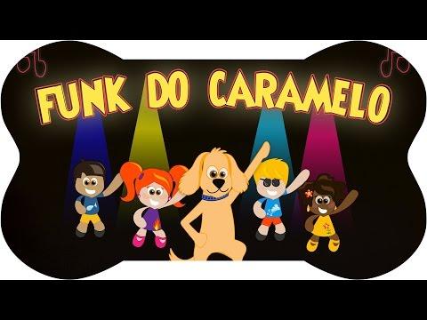 Funk do Caramelo - Clipe Musical Infantil - Vem dançar com a gente!