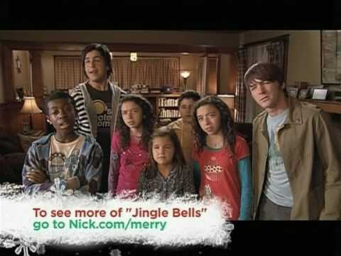 nickelodeon presents merry christmas drake josh movie. Black Bedroom Furniture Sets. Home Design Ideas