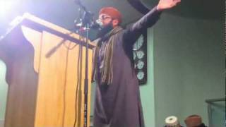 Muhammad Sajid Qadri Madni Masjid Bradford 2012