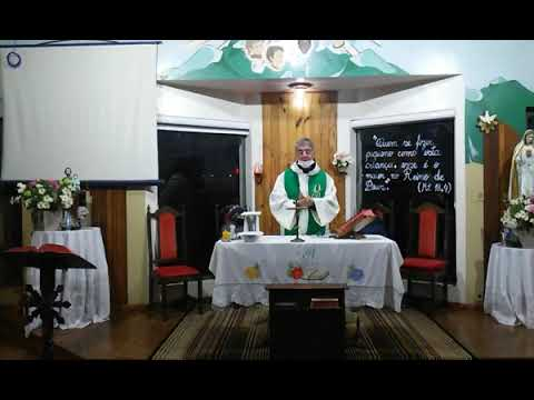 Santa Missa | 03.08.2021 | Terça-feira | Padre Robson Antônio | ANSPAZ