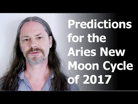 Predictions for the Aries Cycle for 2017