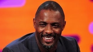 Idris Elba On Sex Scenes The Graham Norton Show: Series