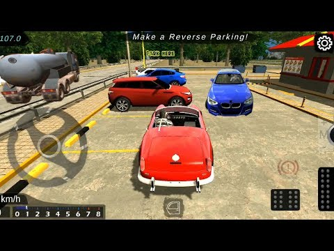 Game Car Parking | Funny 😝 Game Simulation #4 | Android Game Play