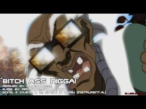 Stinkmeaner Bitch Ass Niggaz - 2Chains & TI. Spend It Remix!