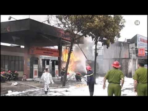 VTC14_Hà Nội học kinh nghiệm chữa cháy của nước ngoài