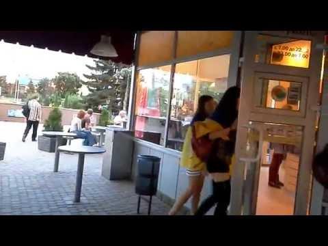 Дети Майдана в Харькове (видео+)