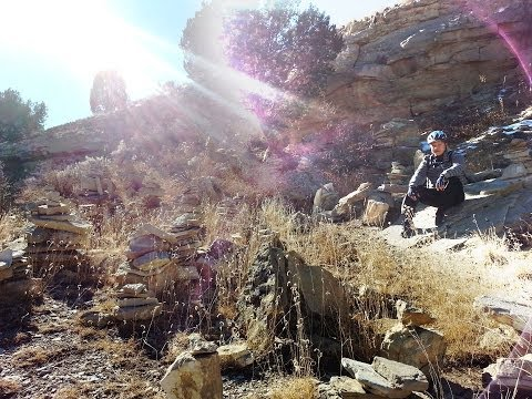 Conquering Keyhole Pueblo Colorado