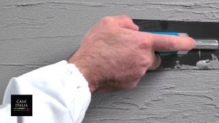 Pittura Effetto Cemento Grezzo : B metamorphosis pietrantica cemento casserato hd p youtube