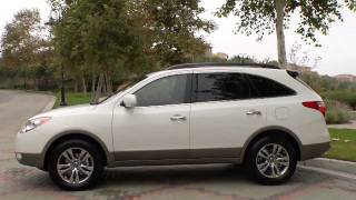? 2012 Hyundai Veracruz videos