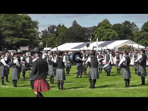 Inveraray and District: European Championships 2014