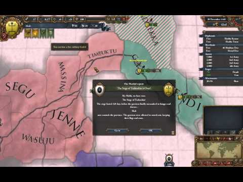 Europa Universalis IV 4 Let's Look at Mali and Africa