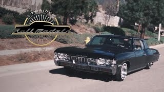 Joe Ray & His 1963 Cadillac Eldorado - Lowrider Roll Models Ep. 12. MotorTrend.