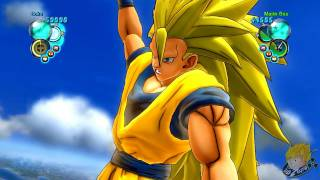 Dragon Ball Z Ultimate Tenkaichi: All Ultimate Attacks