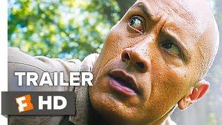 Jumanji: Welcome to the Jungle Trailer #1 (2017)   Movieclips Trailers