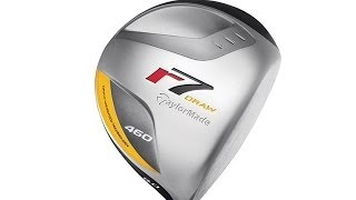 TaylorMade R7 Draw Driver Golf Club Review Video