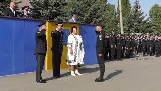 Нагородами МВС України відзначено працівників та курсантів ХНУВС