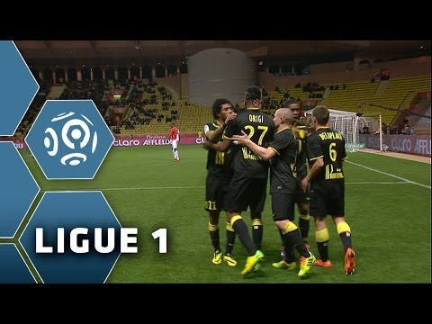But Divock ORIGI (38') - AS Monaco FC-LOSC Lille (1-1) - 23/03/14 - (ASM-LOSC)