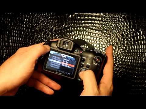 Casio Exilim EX-F1 High Speed Camera Review