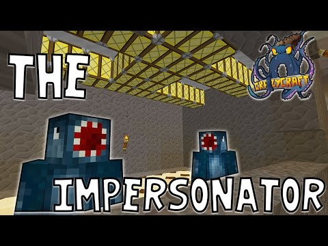 Minecraft - Crazy Craft 2.2 - The Impersonator!! [70]