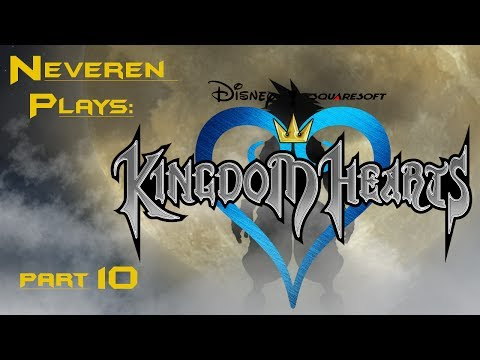 Let's Play/Stream Kingdom Hearts [BLIND] (Part 10) | Where is Alice? Also, Gorillas.
