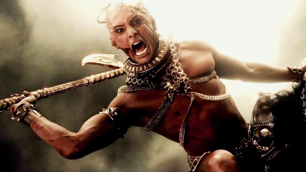 film terbaru 2014!! (300 rise of an empire) wow...