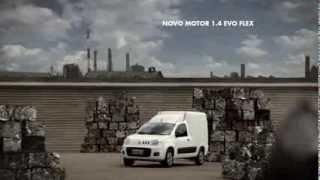 Comercial Fiat Novo Fiorino 2014 Compactador