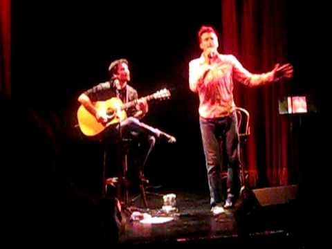 Gavin Creel - Going to DC