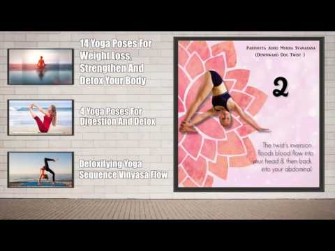 Simple Yoga Poses that can help you in detoxifying your body