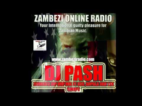 ZAMBEZI ONLINE RADIO HIP HOP MIX BY DJ PASH