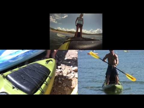 Jacksonkayak's All New Rec Boats (Short Promo)