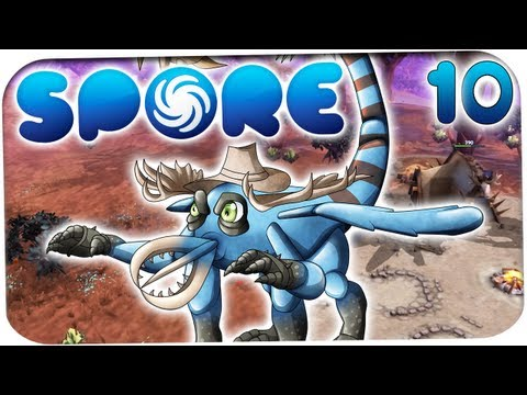 Spore Gameplay | Let's Play - #10 - Ganz viel SX!