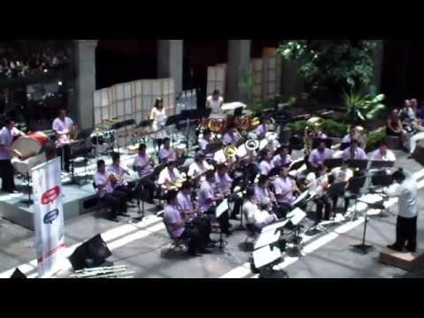 Un día en Oaxaca, Banda Filarmónica Aires Oaxaqueños, FAO