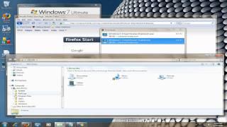 Windows 7 Dreamscene Using A Video As Your Wallpaper