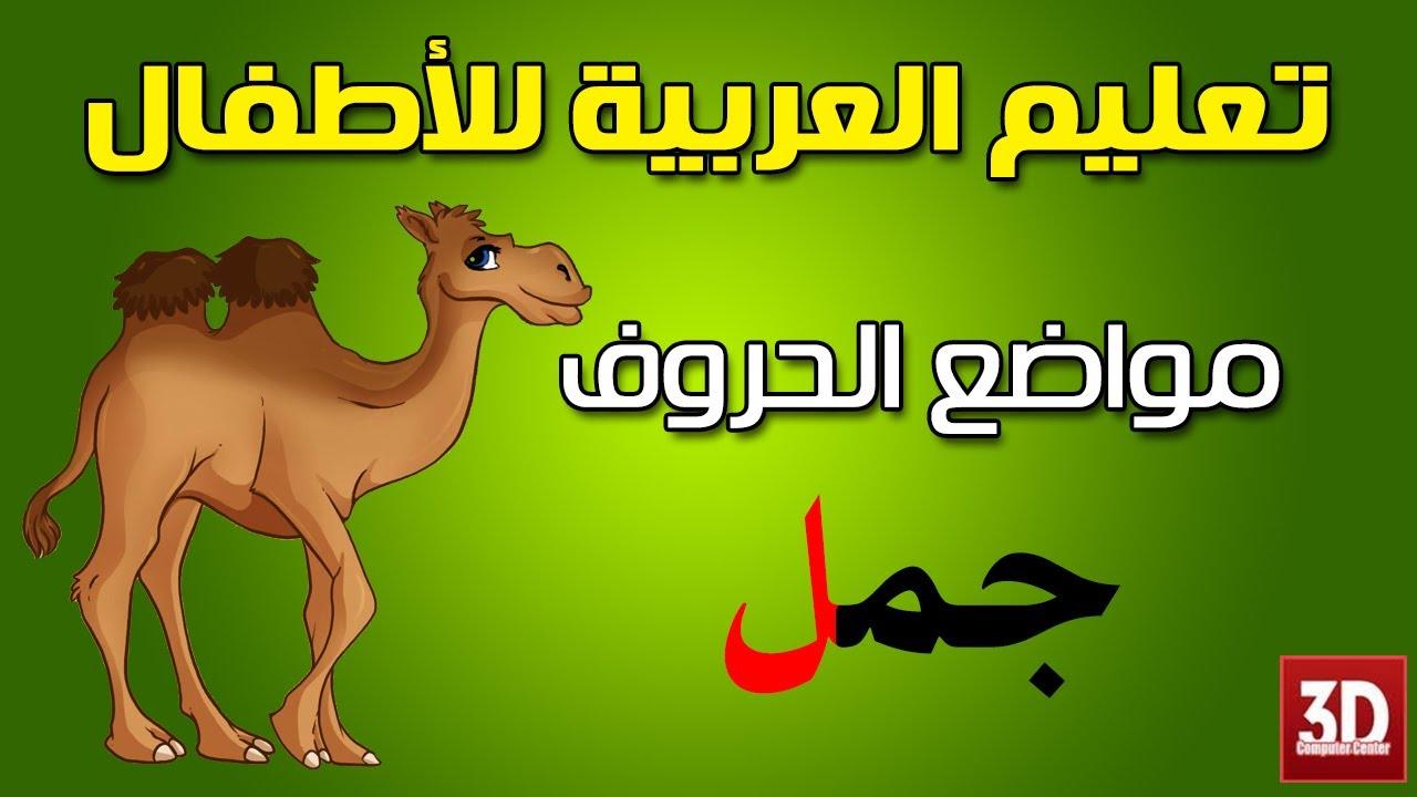 حل كتاب اللغة العربية 6