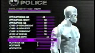 SAINTS ROW 3 HOW TO MAKE AN ALIEN CHARACTER