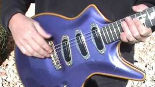Anderson Custom Guitars SG-1 Scott Grove Guitar Review