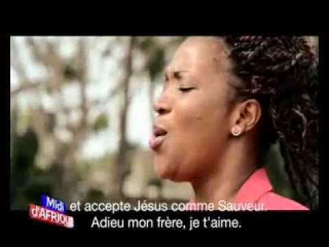 MIDI D'AFRIQUE du 10 JUIN 2015 BENEDICTE AKON