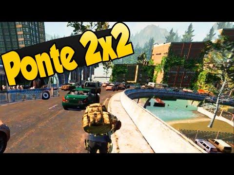 WarZombie - PVP BOULDER #102 - Sniper na Ponte 2x2