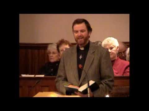 Ecumenical Thanksgiving  11-25-08
