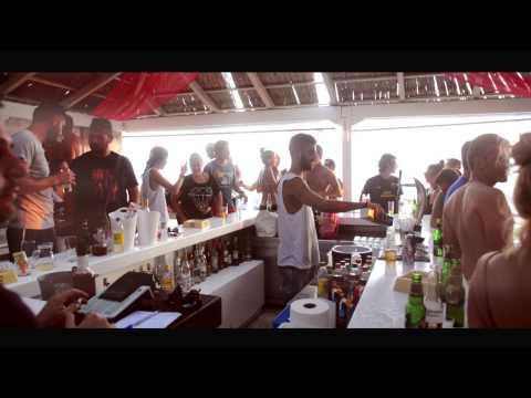 project corfu - Wave Beach Bar video
