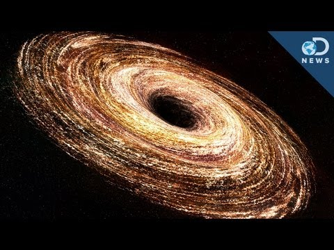 NASA Discovers Giant Black Holes On Accident