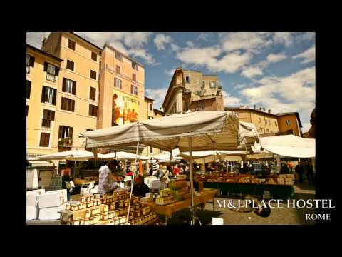 M&J HOSTEL ROME - Tour 2