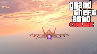 GTA Online: How To Increase Skills Flying, Driving