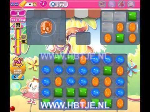 Candy Crush Saga level 621