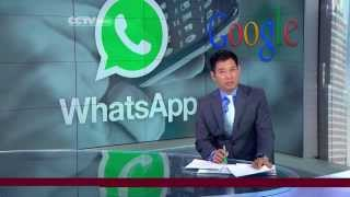 Whatsapp Aims To Overthrow Text Messaging