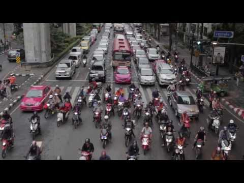 Free Stock Footage: Asia Traffic 2